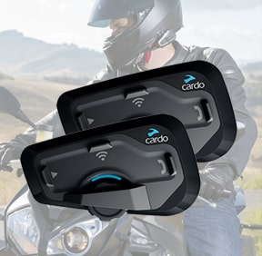 CARDO SCALA MOTORCYCLE INTERCOM