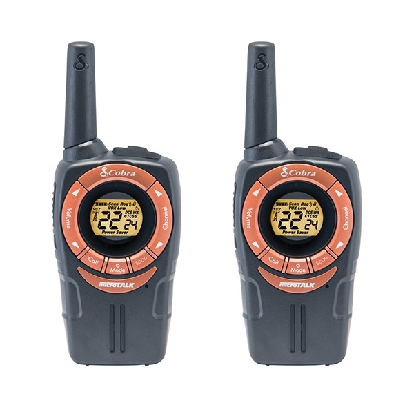 Cobra SM662C PMR 446 Radios - Twin pack
