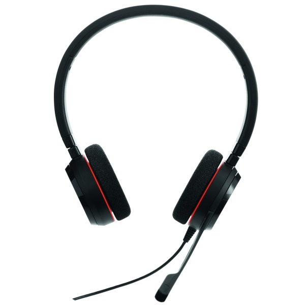 Jabra Evolve 20 MS Stereo Corded PC Headset