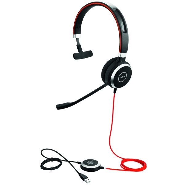Jabra Evolve 40 UC Mono PC