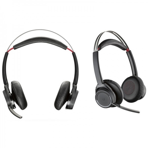 Plantronics Voyager Focus UC ML Headset With Base (4)