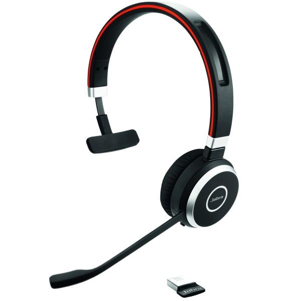 Jabra Evolve 65 MS Mono PC Headset