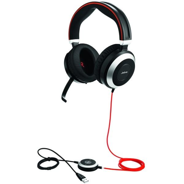 Jabra Evolve 80 MS Stereo Corded PC Headset (3)