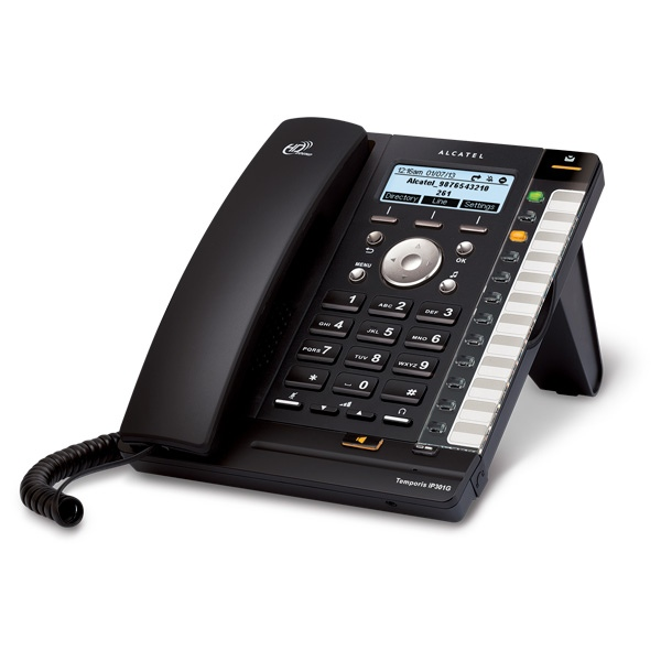 Alcatel Temporis IP301G VoIP Desktop Phone