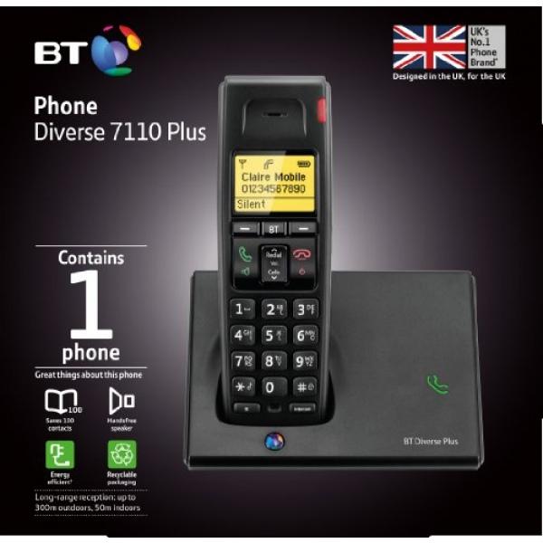 BT Diverse Pro 7110