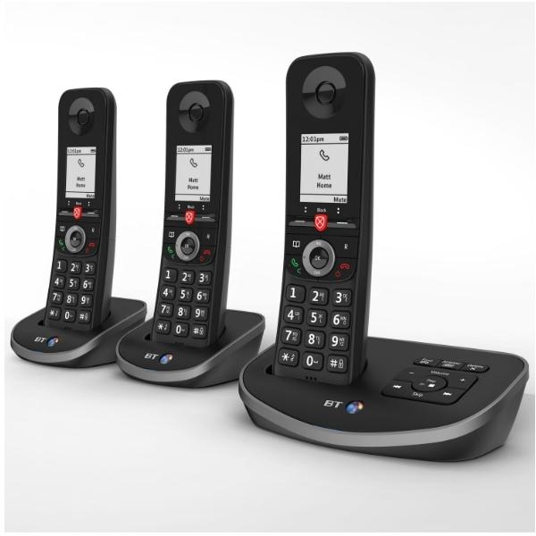 BT Advanced Phone Trio