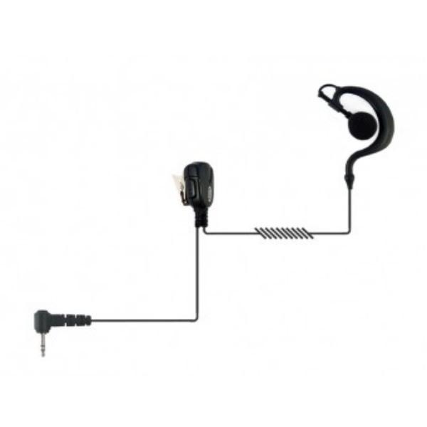 Quad-pack Kenwood TK-3501 + Ear hook