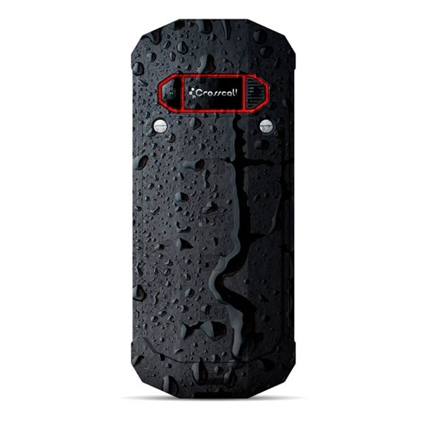 Crosscall Spider X1 Tough Mobile Phone Back
