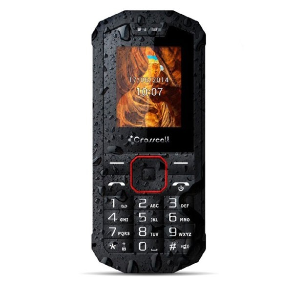 Crosscall Spider X1 Tough Mobile Phone Front