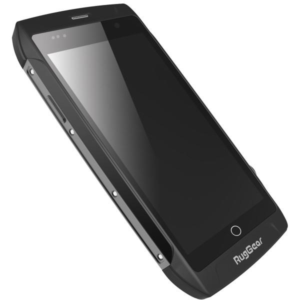 RugGear RG730 4G Robust Smartphone edge