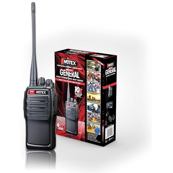 Mitex General DMR UHF Digital Two-Way Box