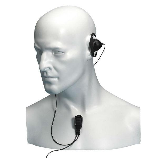 Entel Series DX walkie talkie microphone