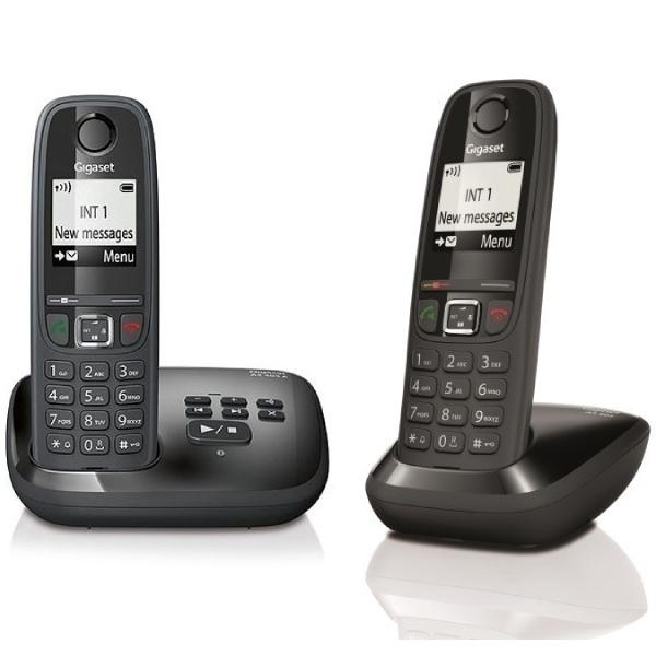 Gigaset AS405A + Additional handset Gigaset AS405H