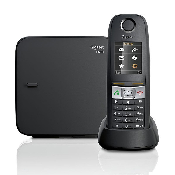 Gigaset E630A Robust Cordless ECO DECT Phone