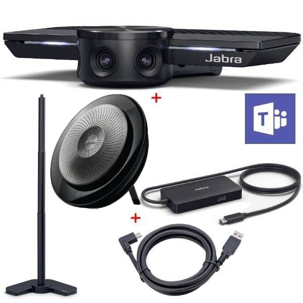 Jabra PanaCast Pack 710M with table stand