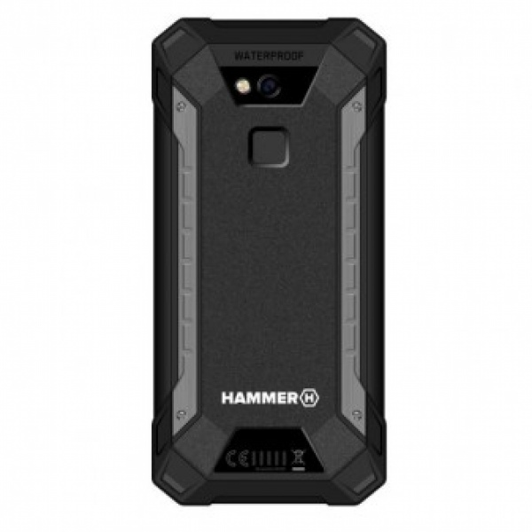 myPhone Hammer Energy LTE 18X9 - Black - Professional Mobile Phones