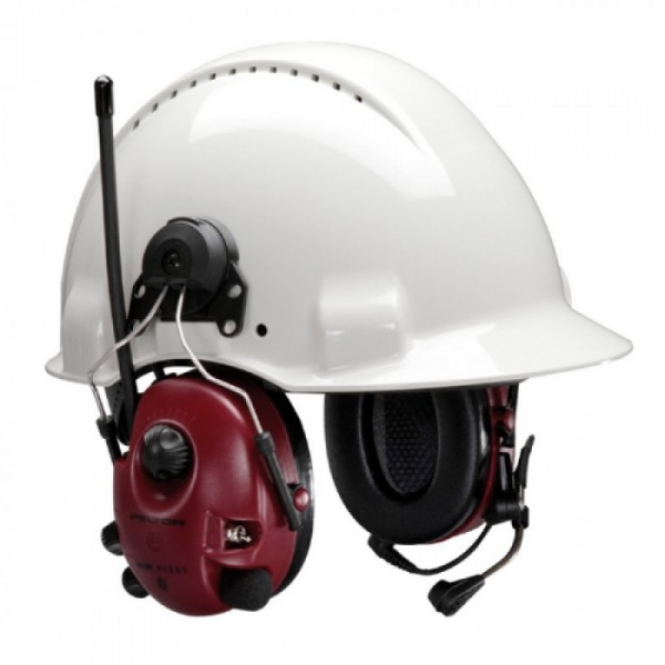 3M Peltor Alert Headset with Helmet Attachment
