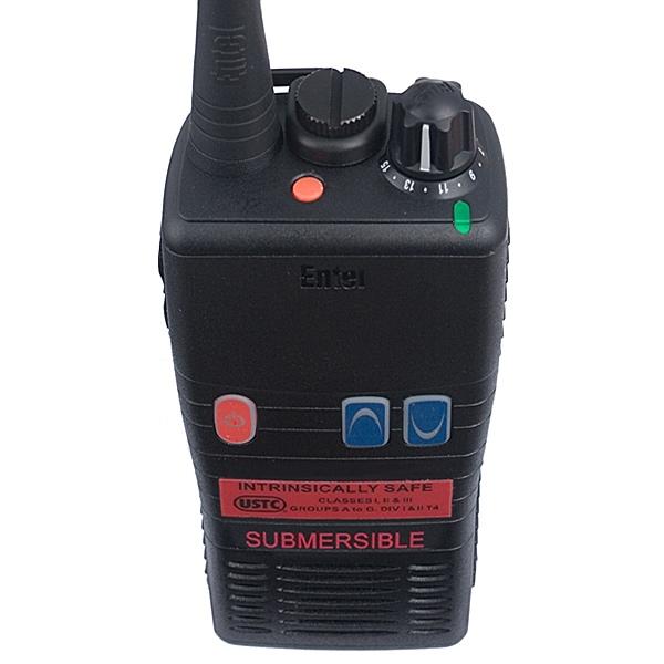 Entel HT822S ATEX VHF Two-Way Radio