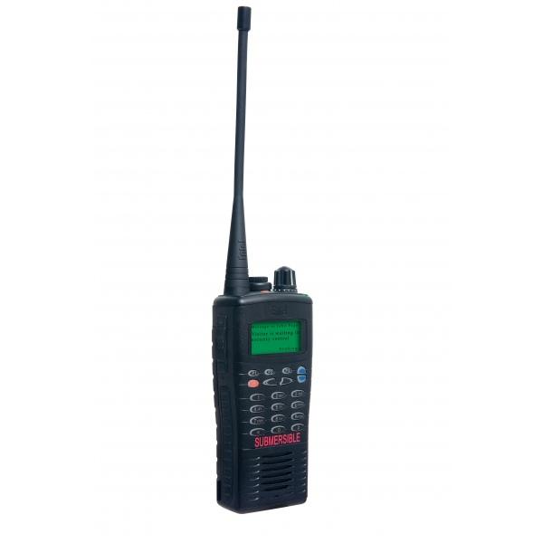 Entel HT826 ATEX VHF Two-Way Radio