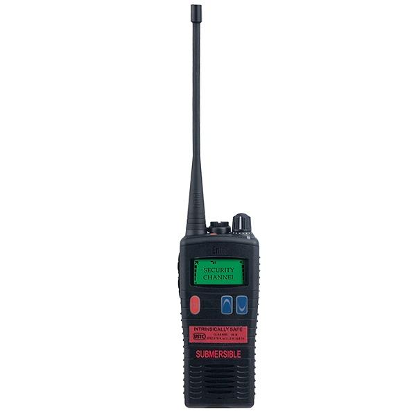 Entel HT823 ATEX VHF Two-Way Radio