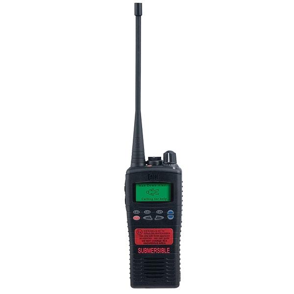 Entel HT985 Adv. Signalling ATEX UHF Two Way Radio
