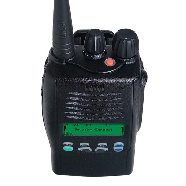 Entel HX425 Adv. Signalling VHF Two Way Radio