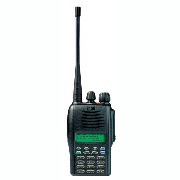 Entel HX486 Keypad UHF Licensed Two Way Radio