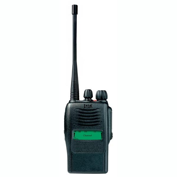 Entel HX483 Entry LCD UHF Two Way Radio