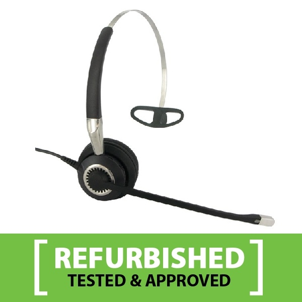 Jabra BIZ 2400 Mono 3-in-1 Noise Cancelling Refurb