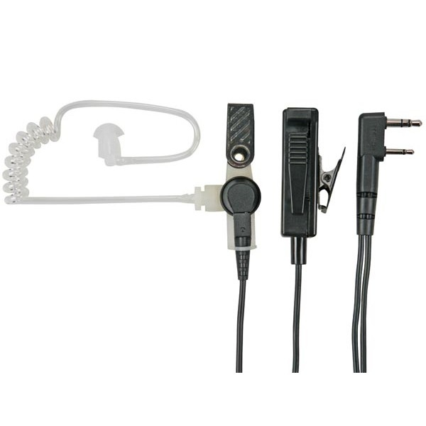 Bodyguard Kit KHS-8BL with Kenwood Microphone