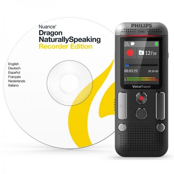 Philips VoiceTracer DVT2710