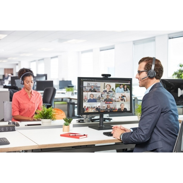 Logitech Zone Wireless Teams Headset