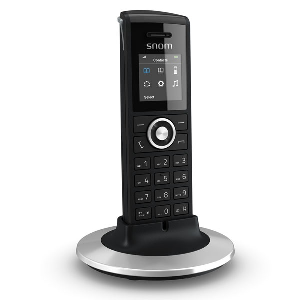 Snom M325 DECT Phone + 3 Additional M25 Handset (3)