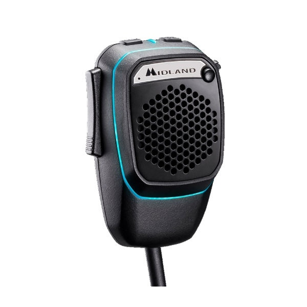 Midland Dual Mike - Microphone 4P