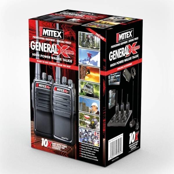 Mitex General Xtreme Twin Pack