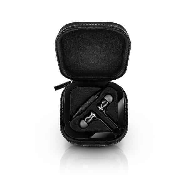Sennheiser MOMENTUM In-Ear Earphones - Black Chrome
