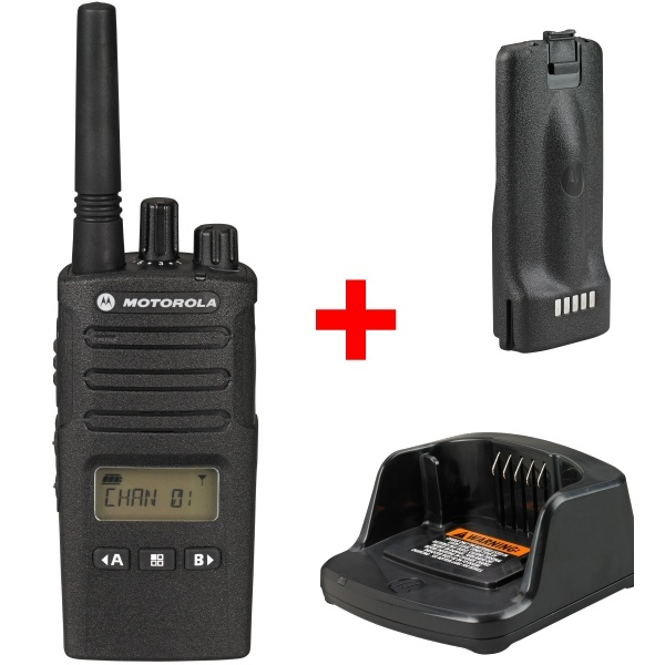 Motorola XT460 with Charger