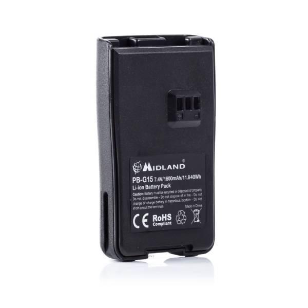 Battery for Midland G15 & G18