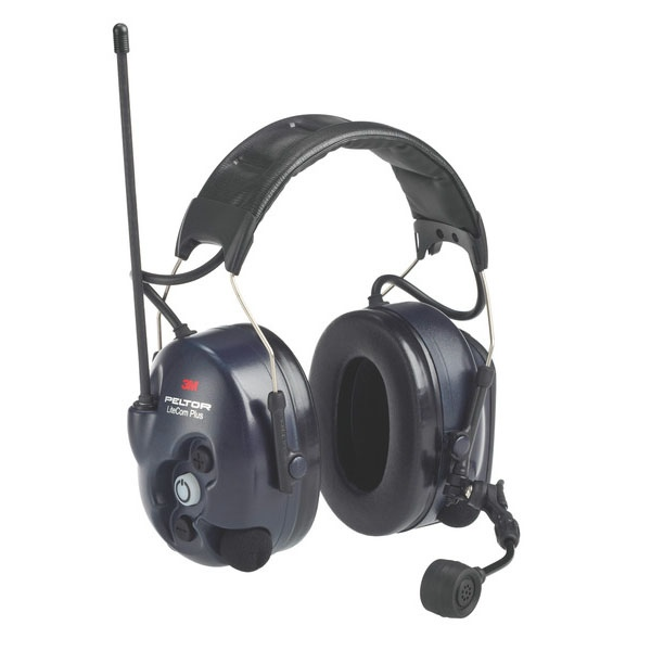 3M Peltor LiteCom Plus Two-Way Radio Headset