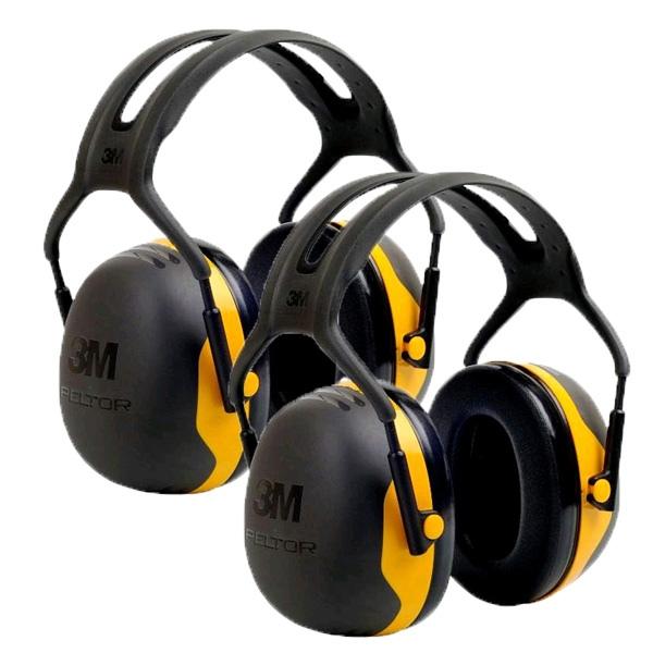 Peltor X2A Ear Defenders - Two Pack