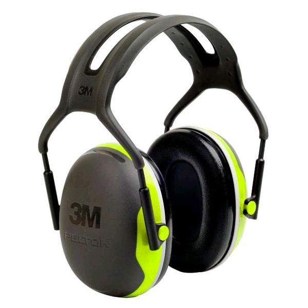 3M Peltor X4A Ear Defenders