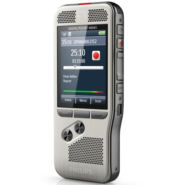 Philips DPM6000 Voice Recorder