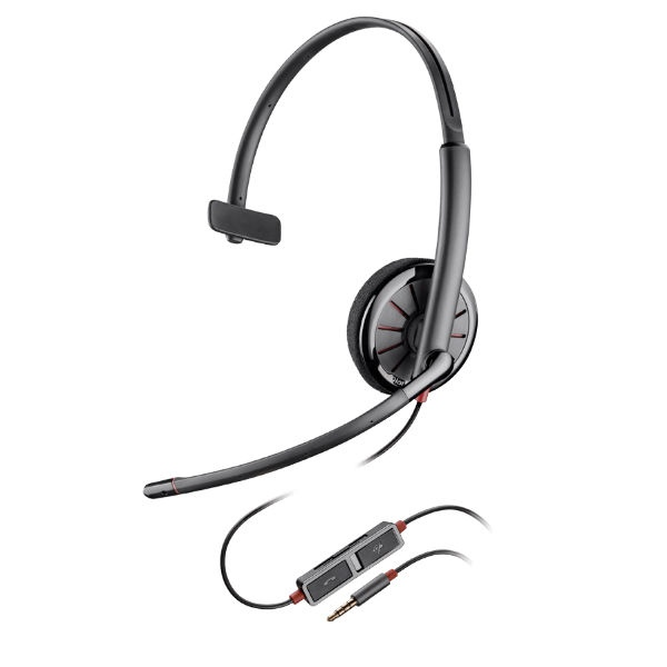 Plantronics Blackwire C215 Mono Headset