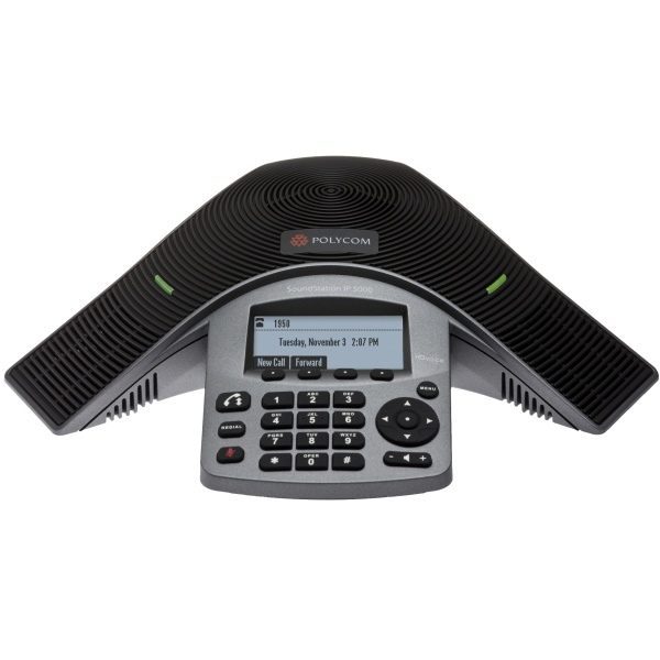 Polycom Soundstation IP 5000 PoE Conference Phone (3)