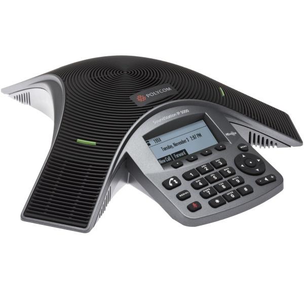 Polycom Soundstation IP 5000 PoE Conference Phone (1)