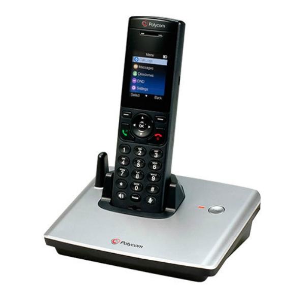 Polycom VVX D60 Wireless Handset (2)