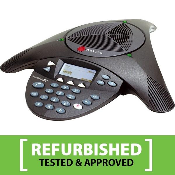 Polycom SoundStation2 NE Phone Refurb
