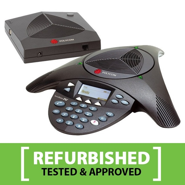 Polycom Soundstation 2W NE Conference Phone Refurb 2