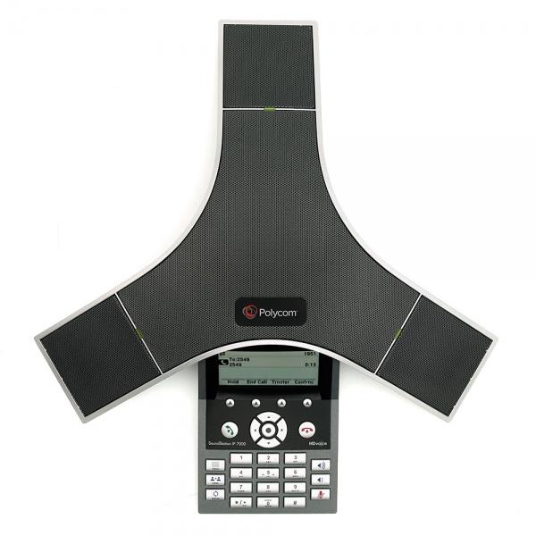 Polycom Soundstation IP 7000 PoE Conference Phone Refurb
