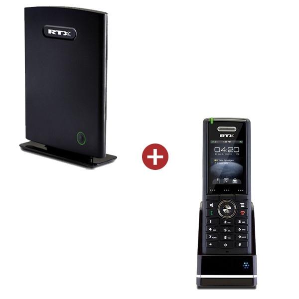 RTX8660 IP DECT Base Station + RTX 8630 Handset